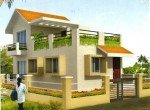2 BHK Ind. Bungalow TYpe A