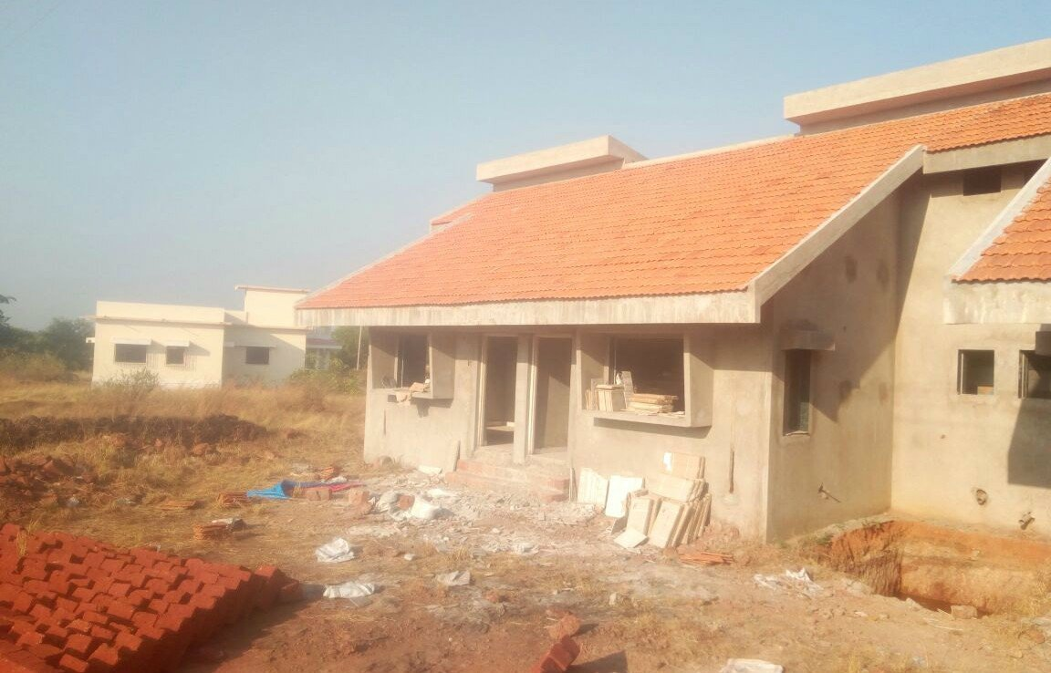 Sindhu Srushti, Kandalgaon, Malvan - 1 BHK Row House in